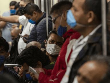 México alcanzó nuevo récord al superar los 100 mil contagios por covid-19