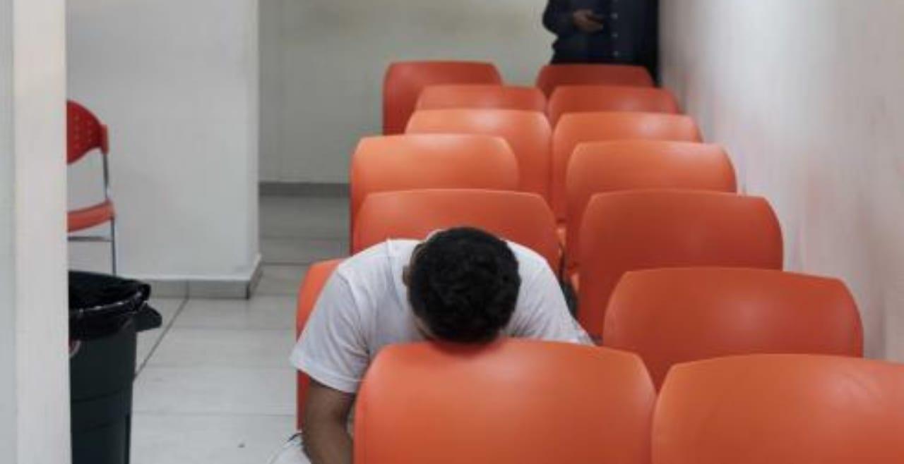 El menor hondureño no muestra síntomas de coronavirus y se encuentra en un hotel bajo la custodia de la agencia de Aduanas y Protección de Fronteras