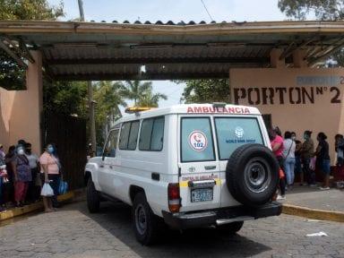 """Trasmisión de covid-19 en Nicaragua """"está muy difícil de controlar"""", según la OPS"""