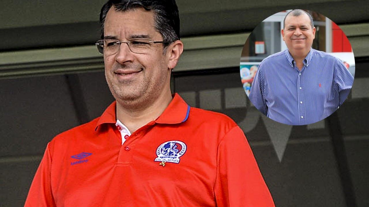 El presidente de Olimpia usó su red social de Twitter para aclarar el comentario del periodista de Deportes TVC