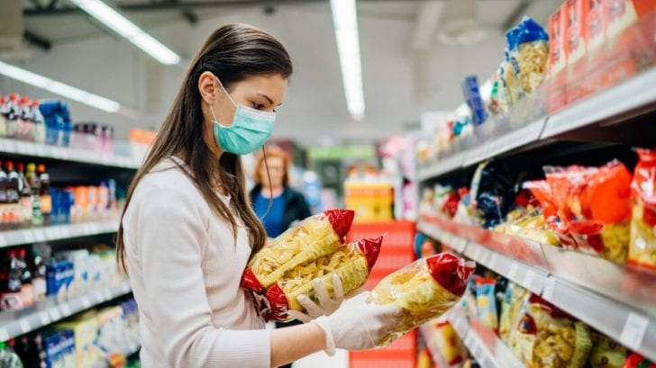 Adquirir productos de contrabando es un atentado contra la salud e incrementa el riesgo de contraer covid-19