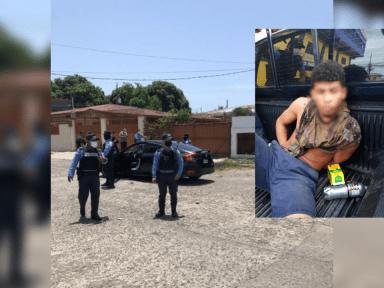 Capturan sospechosos de participar en el asesinato de German Vallecillo Jr y Jorge Posas
