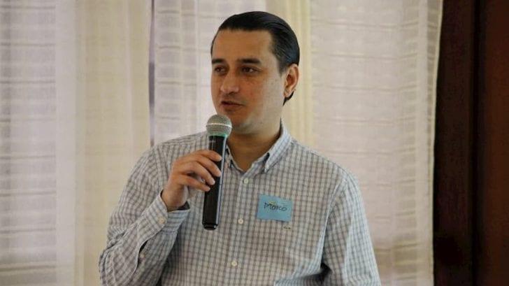 ''Me declararé inocente'', Marco Bográn antes de presentarse al Ministerio Público por compra de hospitales móviles