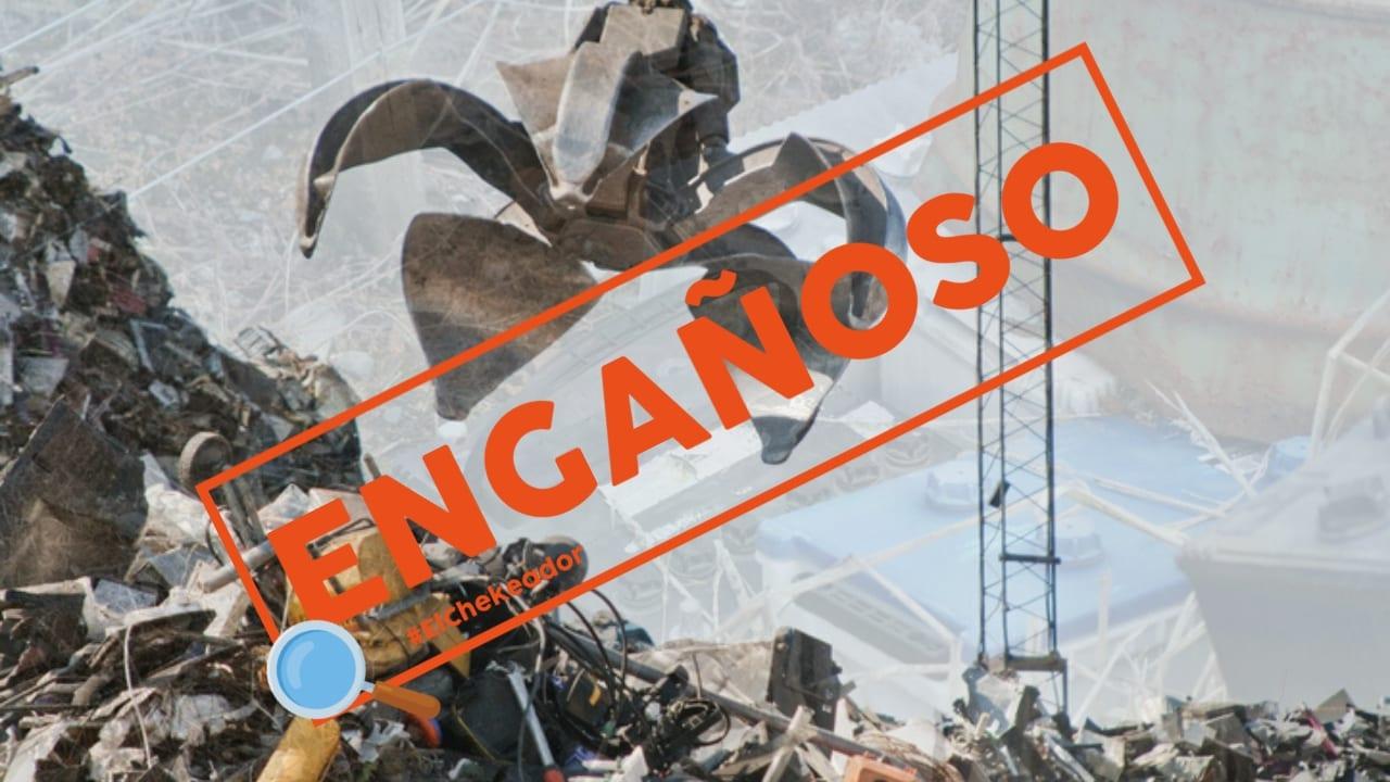 Chekeamos la iniciativa de permitir reciclaje de desechos en Honduras, una interpretación en la ley que podría bien mover el desarrollo pero también con consecuencias perjudiciales para la salud y el acervo nacional, ¿Sería realmente Honduras un basurero ecológico?