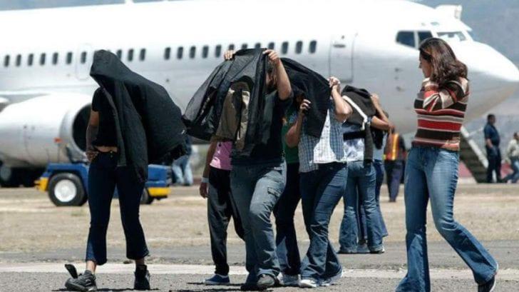 Más de 20 mil hondureños han sido deportados en lo que va de 2020, la mayoría de Estados Unidos y México