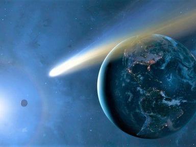 Hondureños podrán observar sin binoculares el cometa recién descubierto NEOWISE