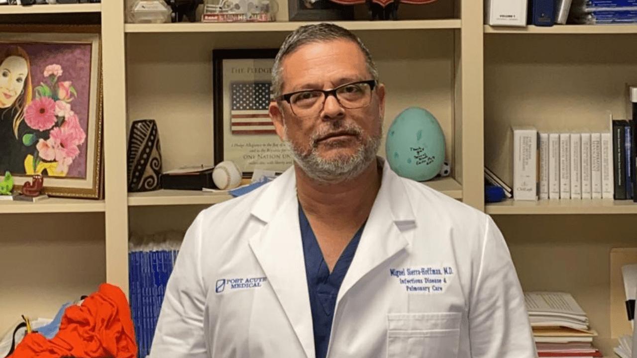 """Después de clasificar al """"mundial de la medicina"""", el doctor Sierra Hoffman se plantea a futuro ser entrenador de la H y clasificarla al mundial"""