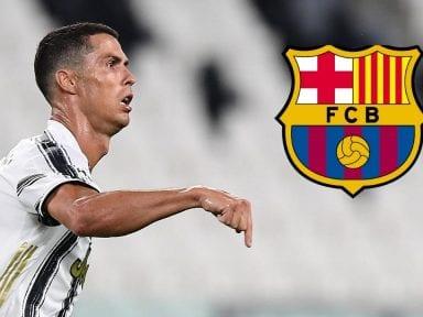 ¡Bombazo! Agente de Cristiano Ronaldo busca su salida de la Juve y lo ofrece al... ¡Barcelona!