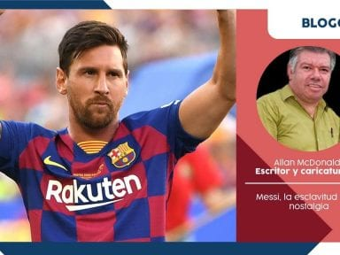 Messi, la esclavitud de la nostalgia