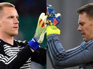Stegen vs Neuer, el duelo Messi-Cristiano de la portería en la Champions League