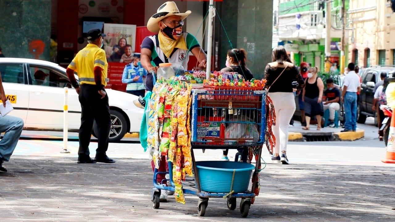 Honduras autorizó que la circulación de personas en el país aumentara a dos dígitos con propósitos de reactivar la economía siguiendo medidas de bioseguridad
