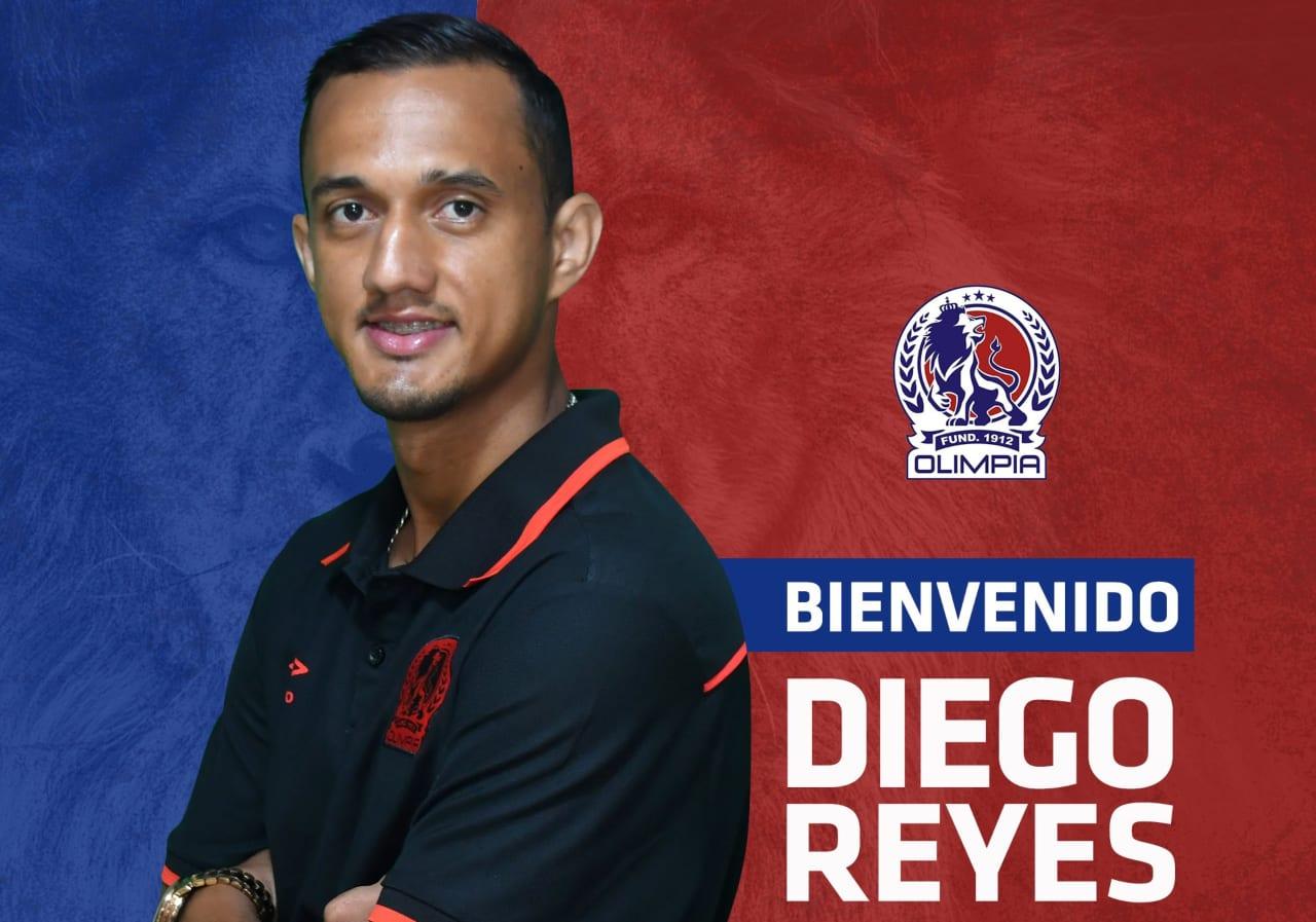 Diego Reyes es un fichaje pedido por Pedro Troglio
