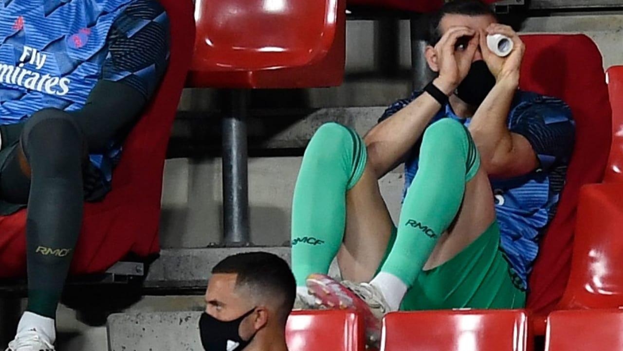 El jugador galés que no cuenta para Zidane, aseguró que desde hace un año ha intentado salir del club merengue.