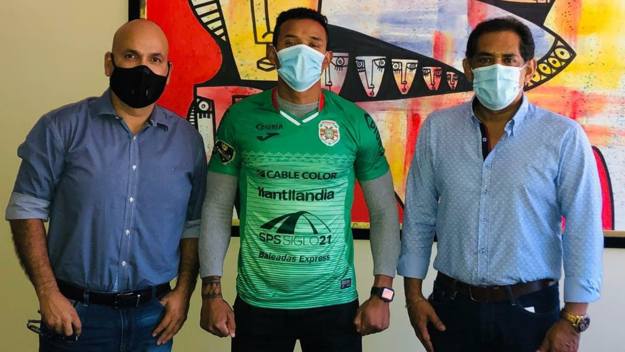 El Monstruo Verde anunció su quinta contratación de cara al torneo Apertura que inicia el próximo 26 de septiembre.