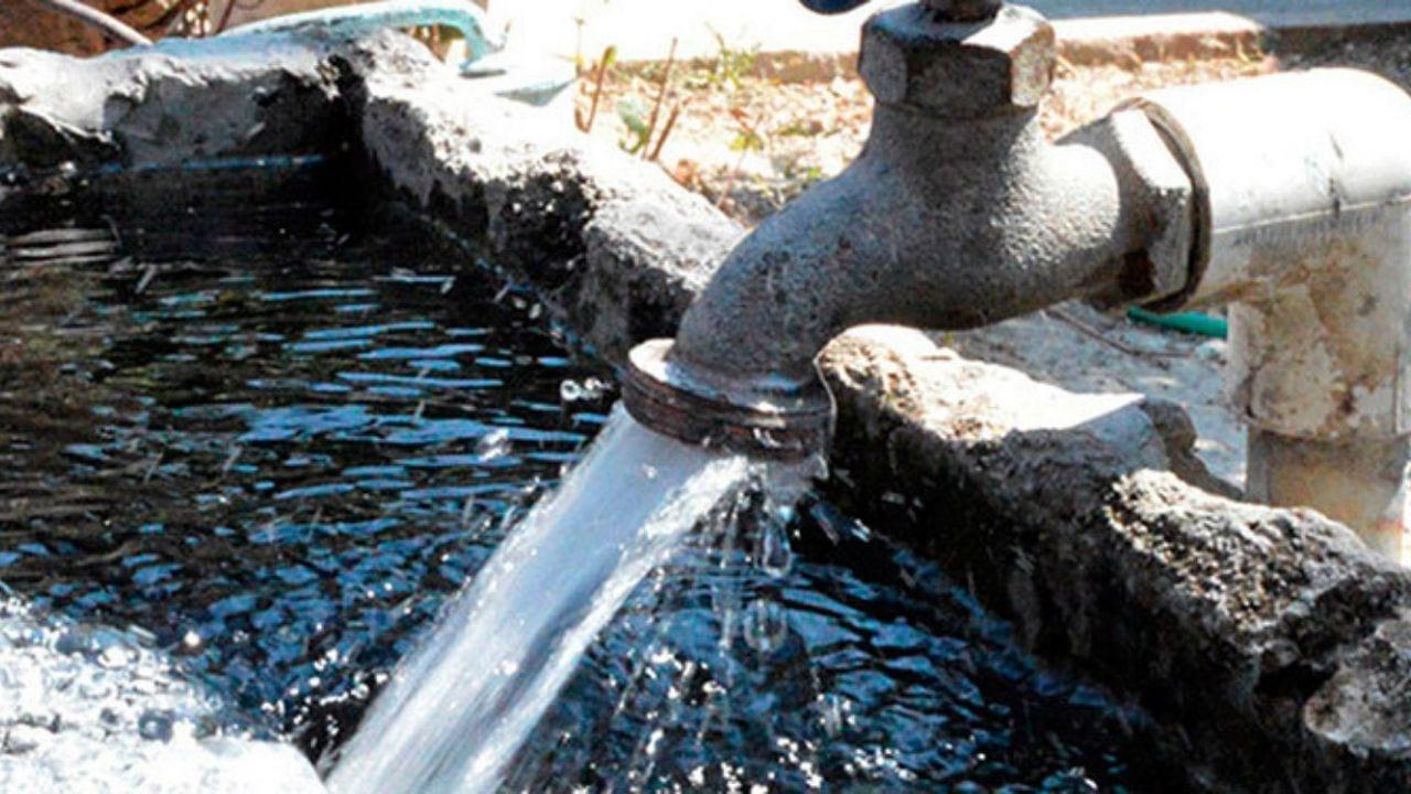 El gerente metropolitano del SANAA reveló la fecha en la que el agua será distribuida día de por medio.