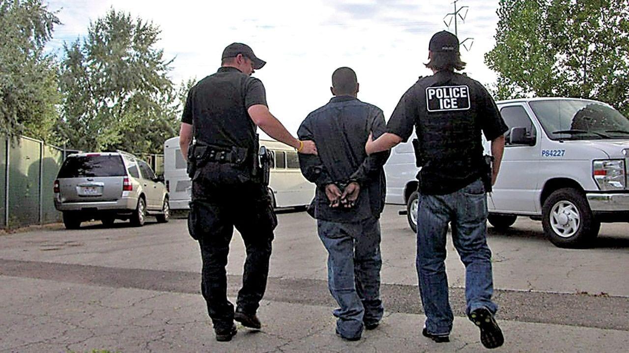 En los últimos 60 días ICE detuvo a más de 2 mil inmigrantes en varios estados, entre ellos a hondureños.