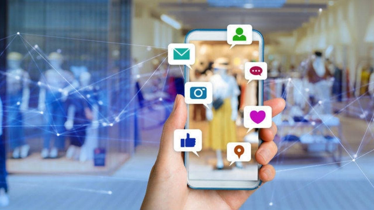 La pandemia tranformó también la economía, los negocios se trasladaron a las redes sociales.