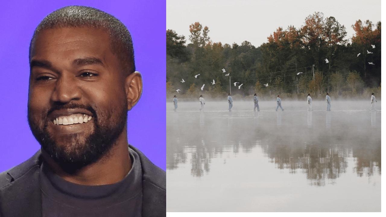 Él y su esposa Kim Kardashian subieron el vídeo a sus cuentas sociales y causaron polémica en redes sociales.