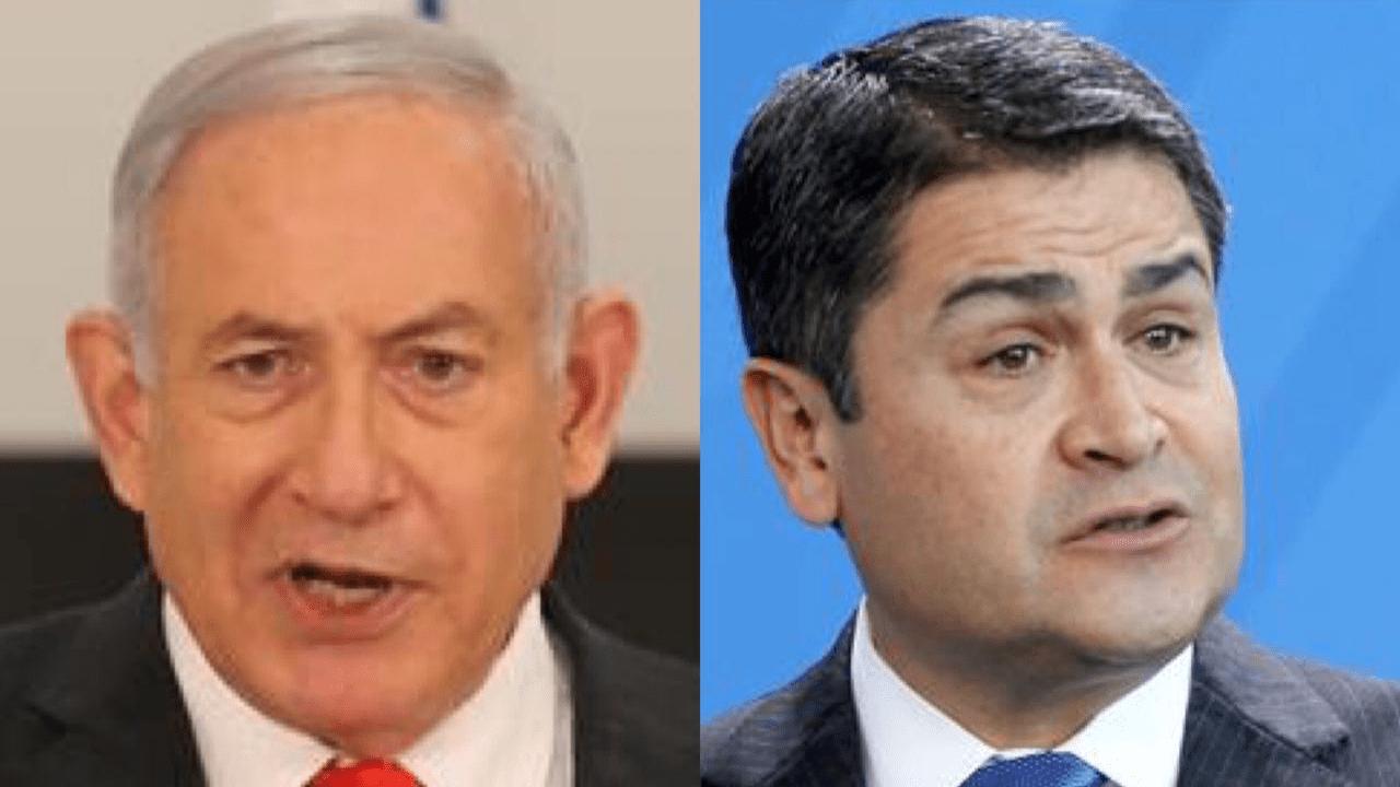 Desde 1994 Israel no contaba con representación oficial en el país centroamericano, siendo su embajador en Guatemala el encargado de las relaciones diplomáticas con Honduras.