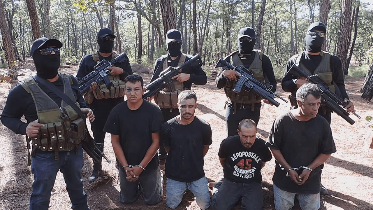 El grupo criminal organizado tiene el control en 24 de los 32 estados mexicanos, según el informe.