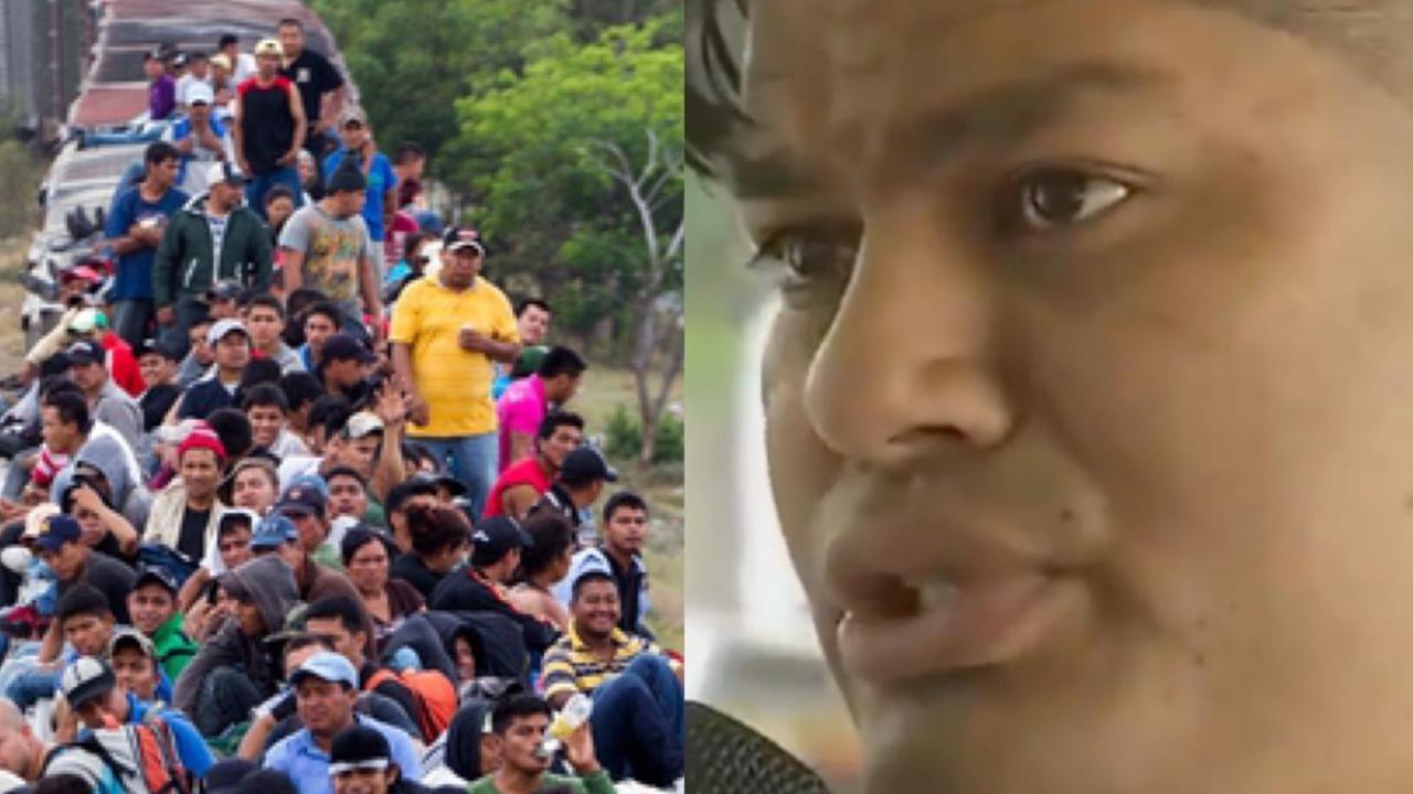 Debido a su situación, el hondureño creó una organización para migrantes discapacitados, pero actualmente está sin apoyo,