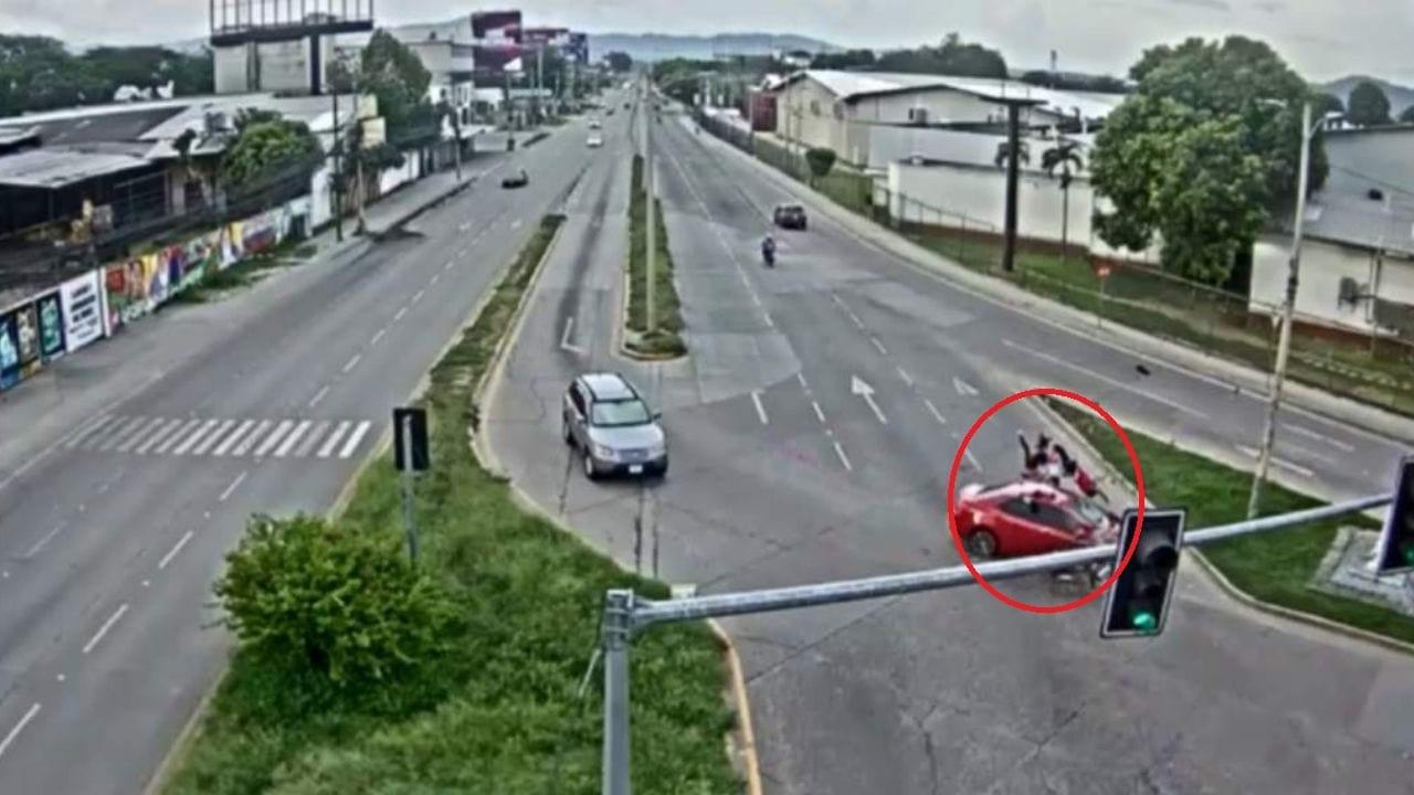 Los afectados por el brutal impacto del vehículo llegaron a un acuerdo con el conductor.