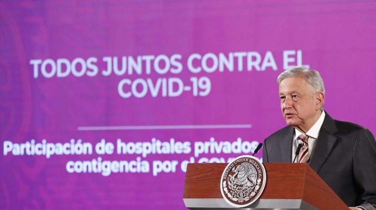 Siete de cada 10 familias mexicanas, aseguró AMLO, están recibiendo algún tipo de ayuda económica estatal