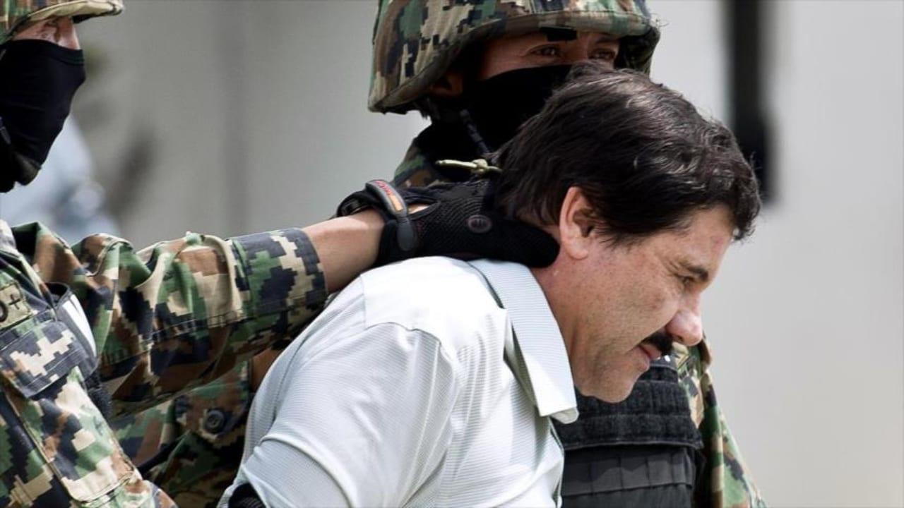 El capo mexicano guarda prisión en una cárcel de máxima seguridad en Estados Unidos.