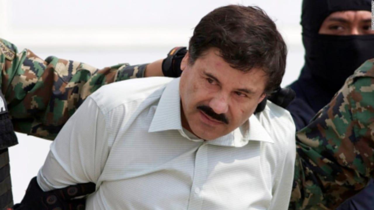 """Hace unos días """"El Chapo"""" apeló su sentencia alegando que hubo irregularidades en su extradición desde México."""