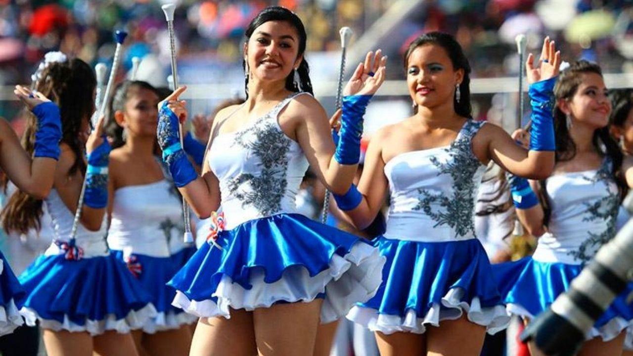 En la celebración del 199 años de Independencia habrá premios para las palillonas y bandas de guerra