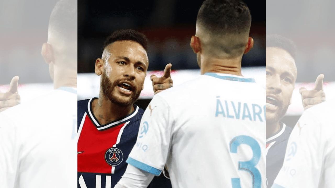 ''Por racista, por eso le pegué'', dijo Neymar quien justificó su agresión tras ser expulsado en clásico francés