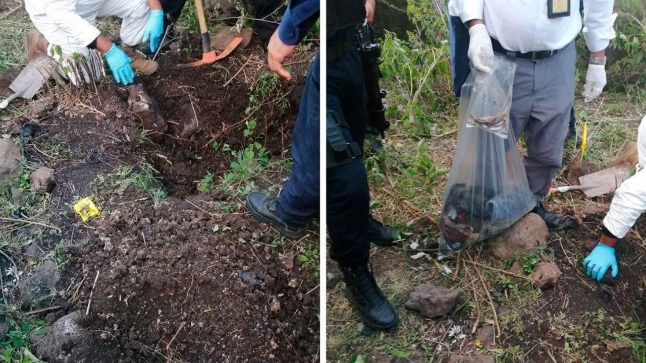 Las autoridades mexicanas encontraron al menos 15 cuerpos humanos en algunas de las fosas