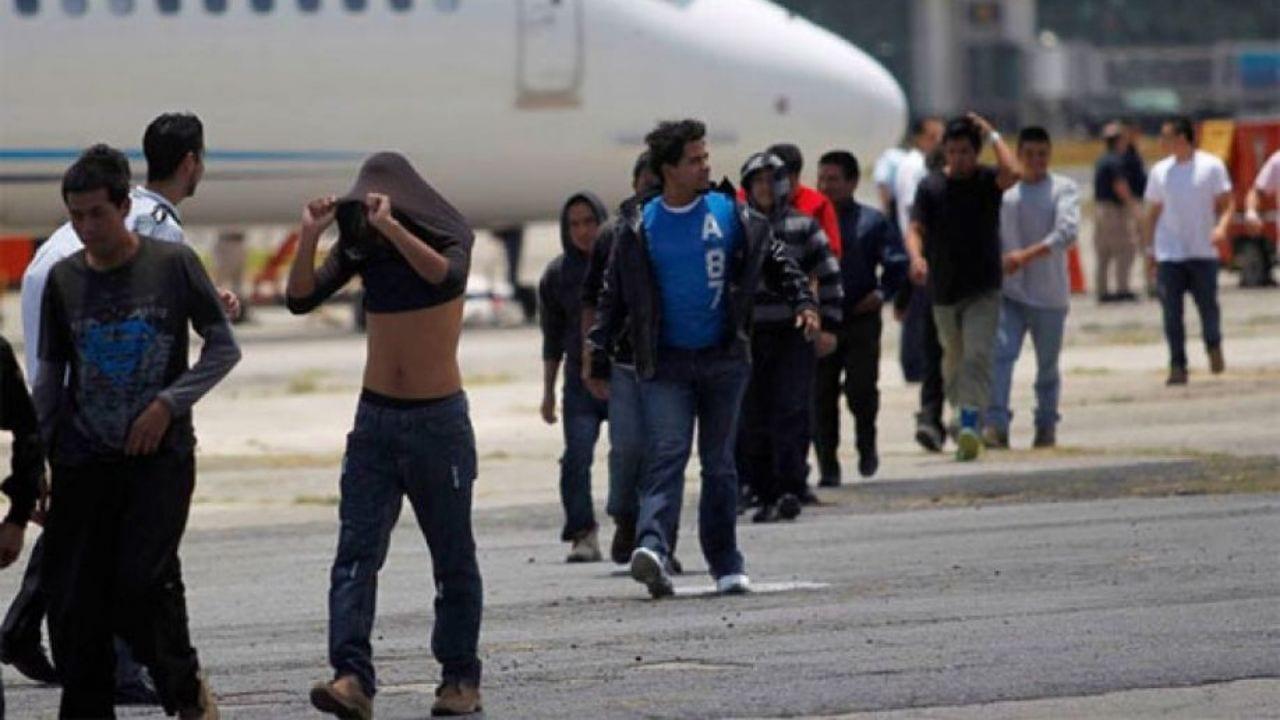 El 2019 fue el año en que más hondureños retornaron al país, con un total de109,185