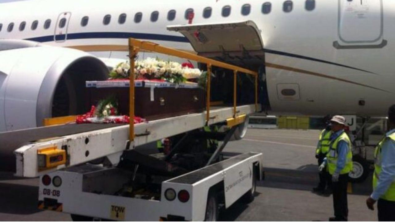 Un número importante de los cuerpos de hondureños fallecidos en el extranjero fue a causa del coronavirus