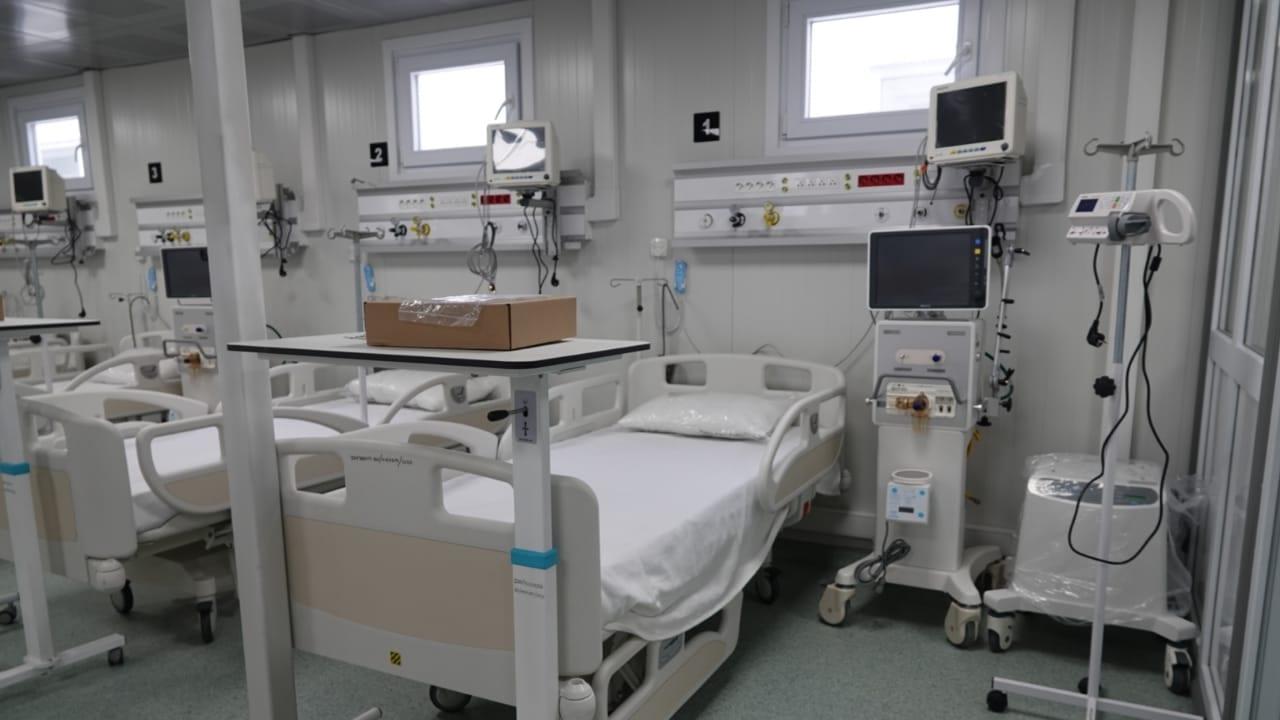 Invest-H afirma que hay interés para entregar lo antes posible el hospital de aislamiento, pero esta vez hay un nuevo inconveniente.