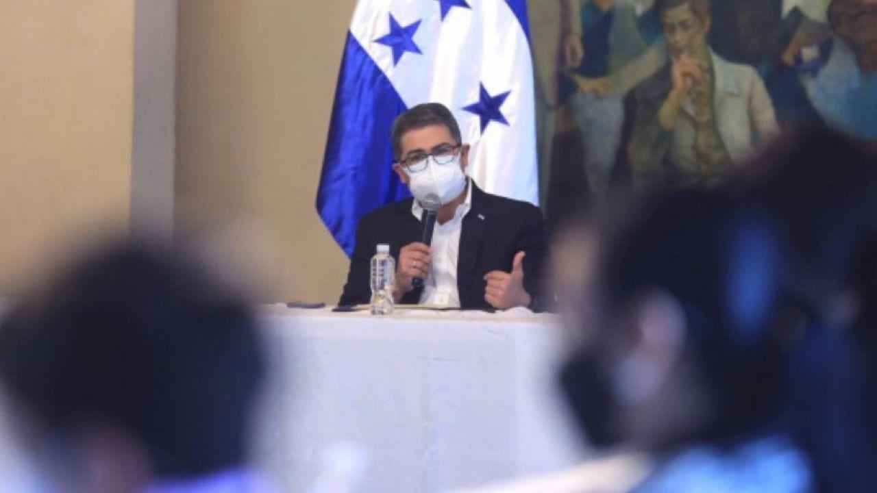 El presidente Hernández ha planificado que el presupuesto de 2021 se convierta en la plataforma de despegue de la reactivacion económica.