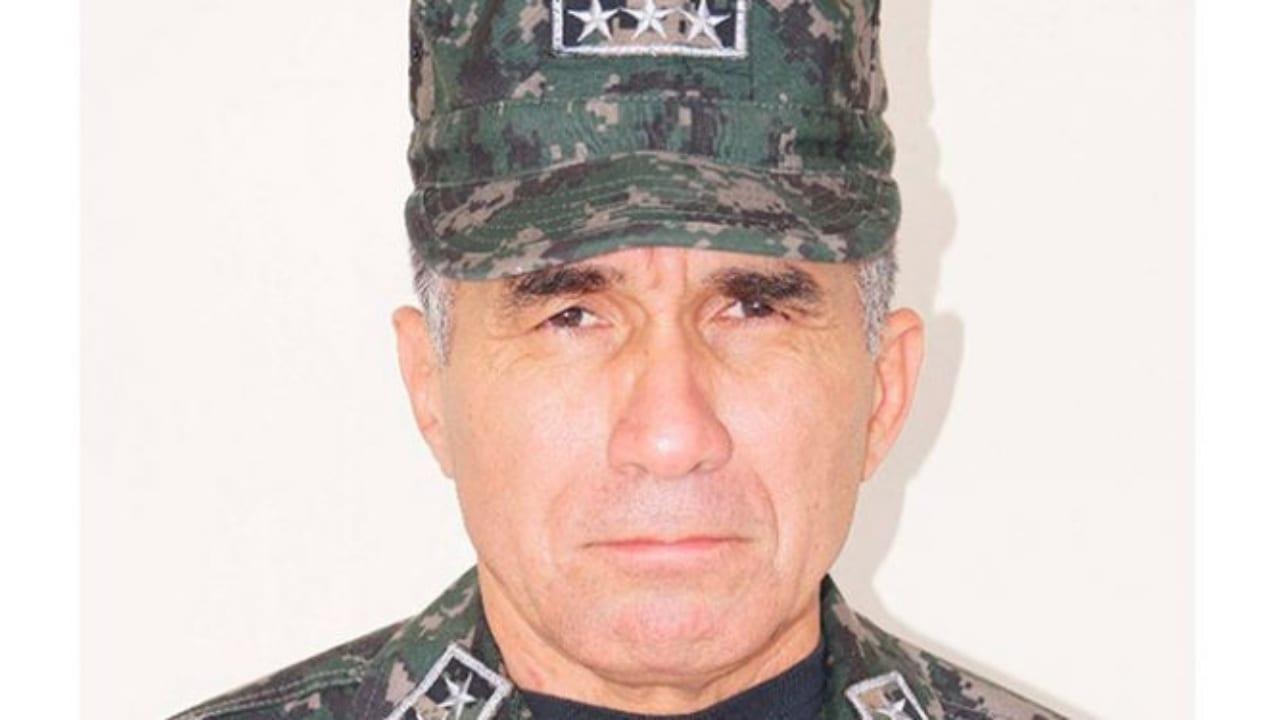 El capitán Meza fue diagnosticado con covid hace una semana y en las últimas horas se informó sobre su delicado estado de salud.