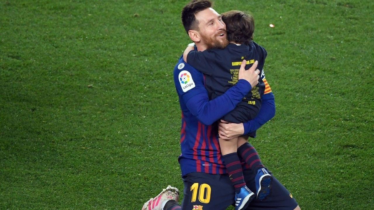 Tras más de una semana de estar en el ojo del huracán por el anuncio de su posible salida del equipo catalán, Leo ya decidió su futuro.
