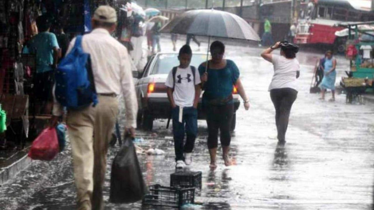 La Copeco detalló cuáles serán las zonas más azotadas por las lluvias en  el país.