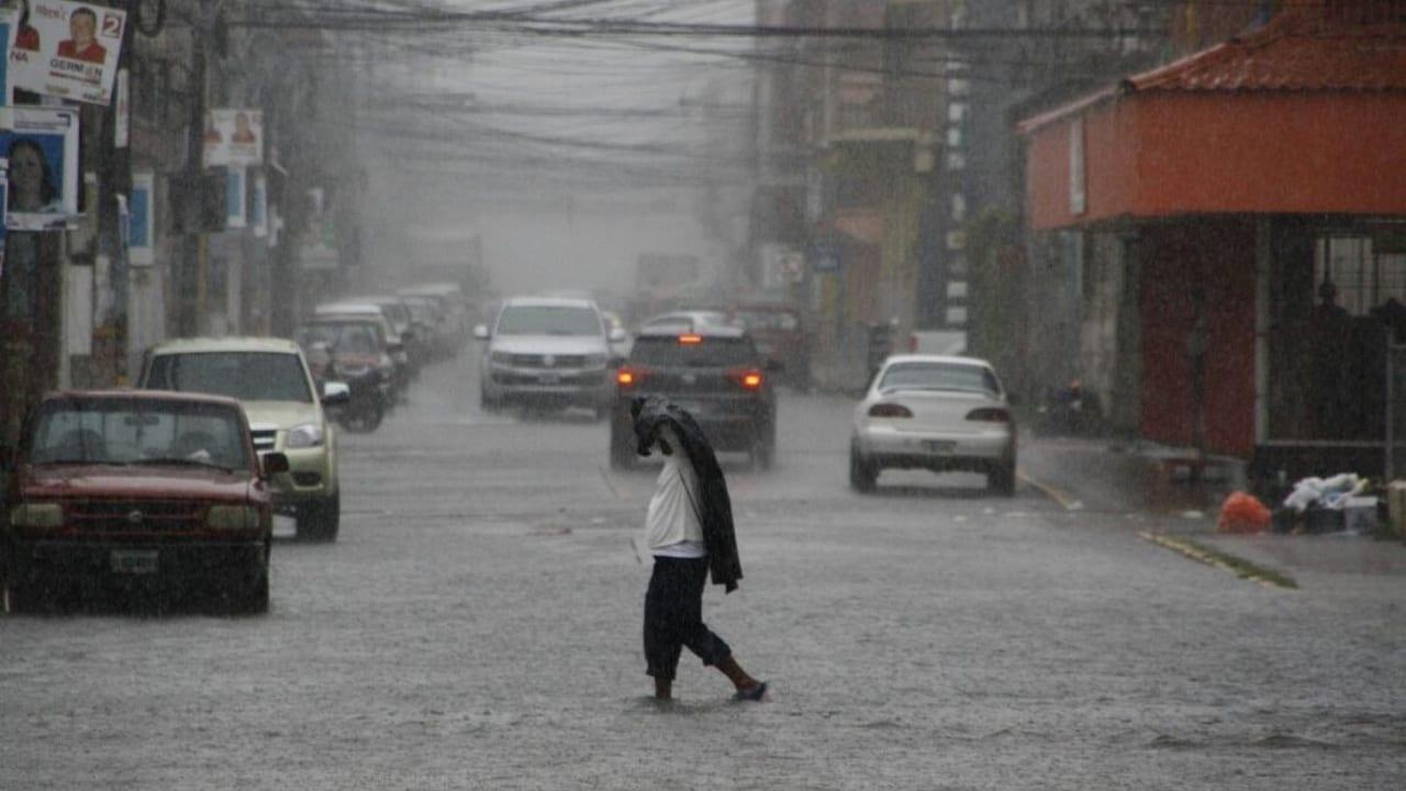 Copeco detalló las zonas en las que se presentarán los mayores acumulados de lluvia.