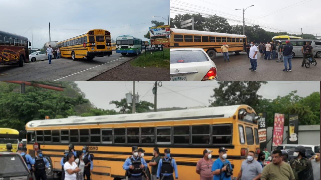 El Instituto Hondureño del Transporte Terrestre asegura que ha entregado 207 millones de lempiras en apoyo al descuento en combustible a los transportistas.