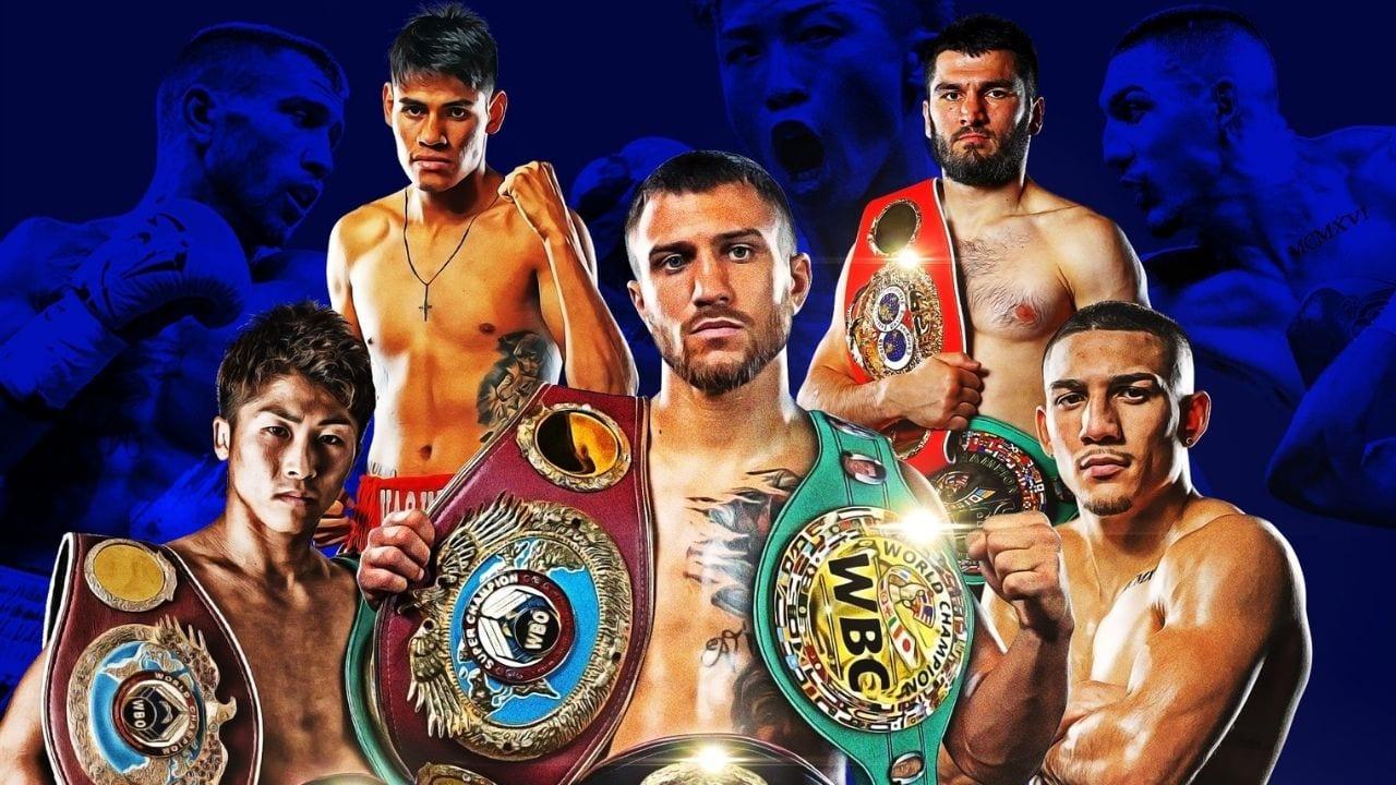 Top Rank lanzó de manera oficial la pelea entre el hondureño Teofimo López y el ucraniano Vasyl Lomachenko.