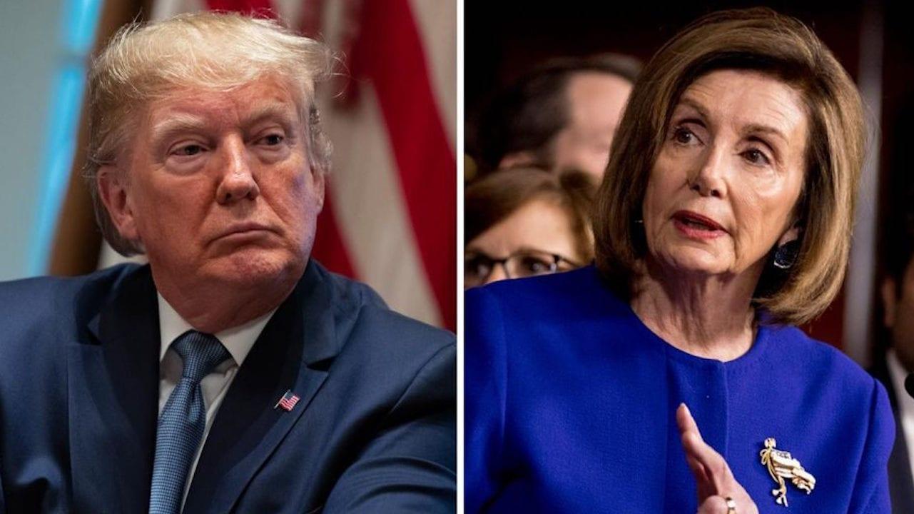 ''¡Es casi seguro que recuperaremos la Cámara y enviaremos a Nancy a empacar!'', escribió el mandatario
