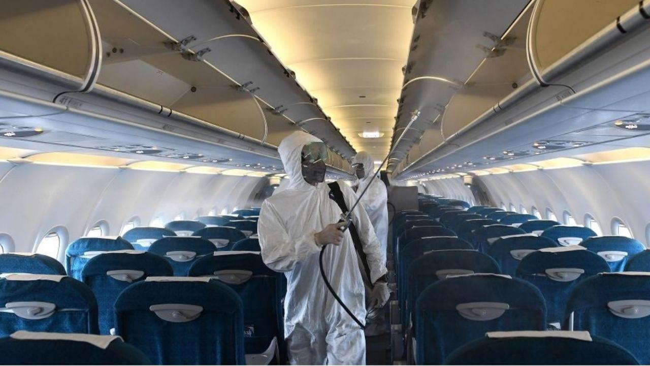 La CDC de los Estados Unidos estima que unos 11 mil viajeros pudieron estar expuestos a al menos un contagiado con coronavirus durante los viajes en aviones