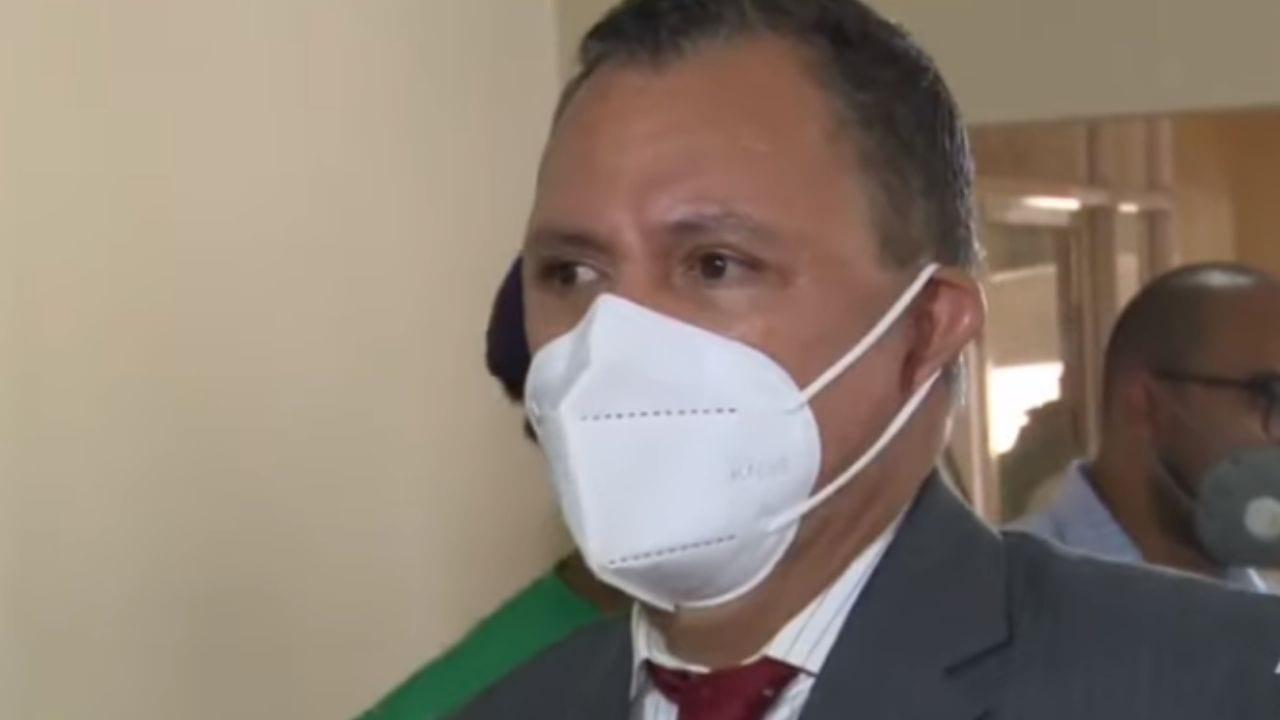 García se convertiría en el primer hondureño inmunizado para el virus del covid-19.