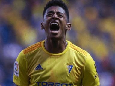 Choco Lozano da el triunfo al Cádiz ante el Real Madrid