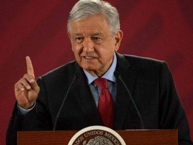 Presidente de México pide a la DEA aclarar su relación con exministro detenido en Estados Unidos