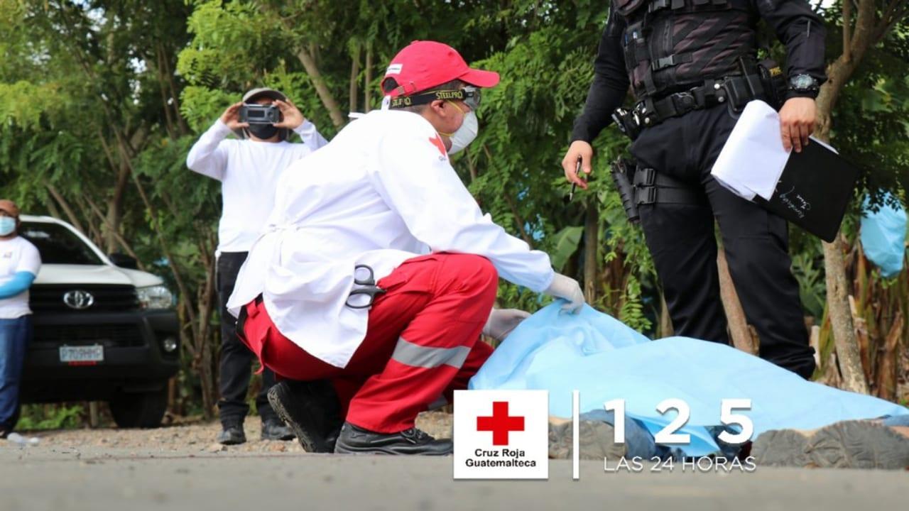 El suceso ocurrió en la frontera de Entre Ríos, Izabal (conexión entre Guatemala y Honduras).