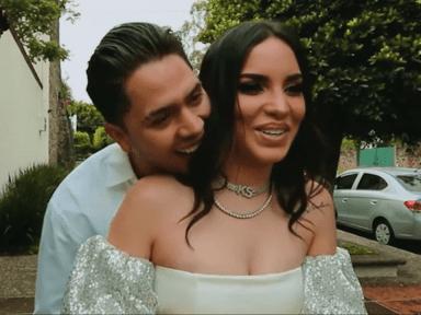 Vídeo: sencilla y elegante, así fue la boda de Kimberly Loaiza y Juan de Dios Pantoja
