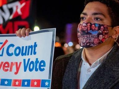 ¿Puede Trump solicitar un recuento de votos en los estados que ya ganó Biden? Esto es lo que debes saber